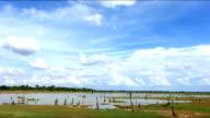 Reservoir and cloud