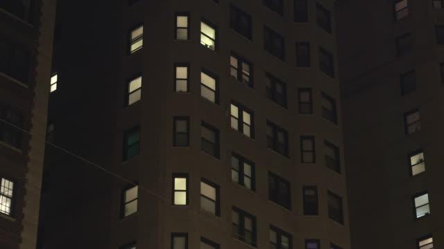 MS TU Residential highrise night
