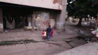 Residents of Mangueira Favela in Rio de Janeiro have been evicted from their homes to pave way for stadium parking ahead of the Rio 2016 Olympic...