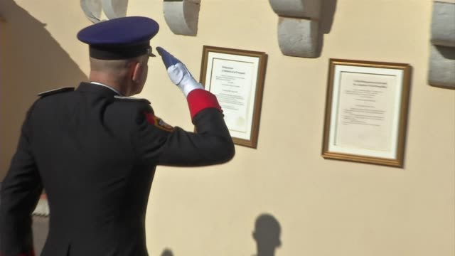 Residents of the tiny principality of Monaco on Thursday flocked to the royal palace to congratulate Prince Albert II and his wife Charlene on the...