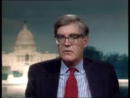 UN resolution NATO meeting C4N Washington DC CMS Warren Zimmerman intvwd SOT If Serbs are hit hard it will have an effect/ it would be better to have...