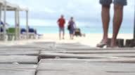 Resort Beach People