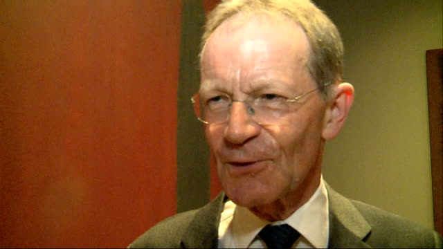 Restored Rothko painting returns to Tate Modern Sir Nicholas Serota interview SOT