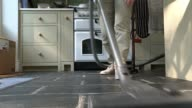 Retails predict surge in sales of powerful vacuum cleaners before ban bites ENGLAND INT Vacuum cleaner turned on Carpet being vacuumed Range of...