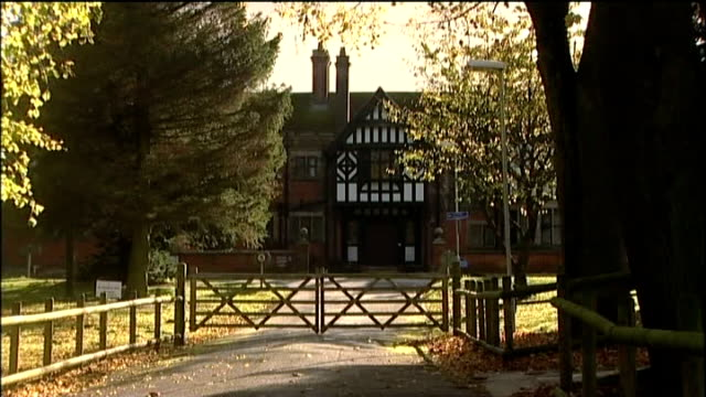 Retired judge to head child sex abuse inquiry TX Wrexham EXT GV of former Bryn Estyn care home Window