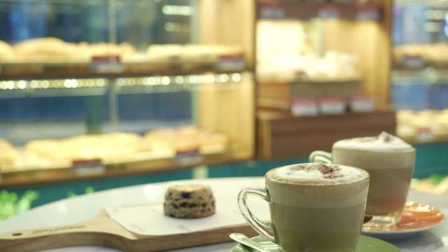 Retro-Stil in Coffee-shop