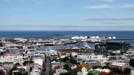 Reykjavik at Iceland