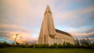 Reykjavik Hallgrimur's Church