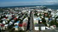 Reykjavik landschap