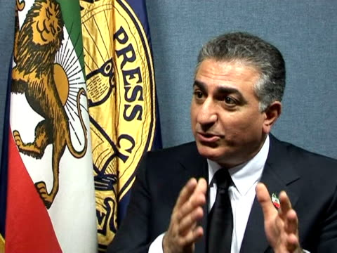 Reza Pahlavi the son of the late shah of Iran who was ousted in the 1979 revolution took a firm stance in support of protestors disputing recent...