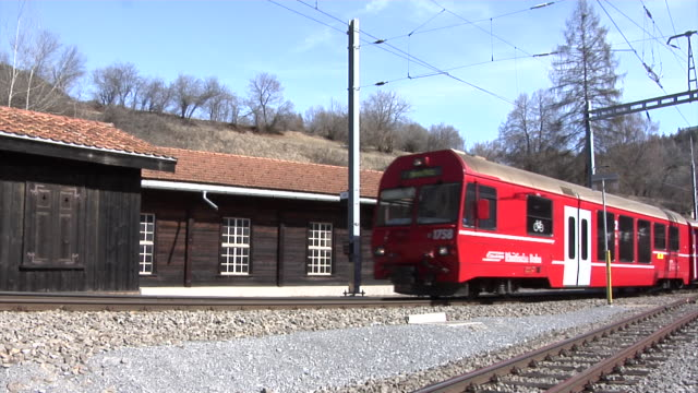 Rhaetian Railway - Rhätische Bahn