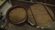 Rice Bran Bed To Make Pickles, Fukuoka, Japan