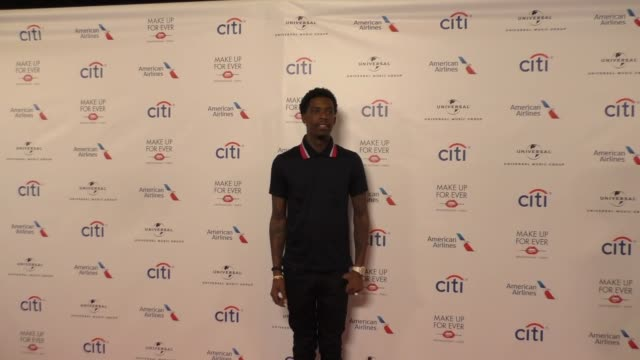 Rich Homie Quan at the Universal Music Group's 2017 GRAMMY After Party on February 12 2017 in Los Angeles California