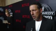 INTERVIEW Rich Vos on how Def Comedy Jam changed his career impact on comedy why people love it why he is here tonight at Netflix Presents 'Def...