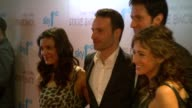 Richard Armitage Shelly Conn Orla Brady Andrew Lincoln at the Strike Back Premiere UK at London England