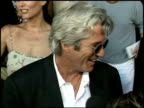 Richard Gere at the 'Runaway Bride' Premiere on July 25 1999