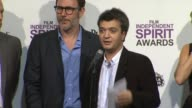 Richard Middleton Michel Hazanavicius Penelope Ann Miller Thomas Langmann and James Cromwell on how what it means to win at 2012 Film Independent...