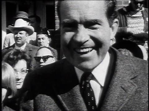 Richard Nixon / Gov Rockefeller / Gov Ronald Reagan