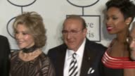 Richard Perry Jane Fonda Clive Davis Jennifer Hudson Neil Portnow at 2014 Grammy Salute To Industry Icons Honoring Lucian Grainge in Los Angeles CA