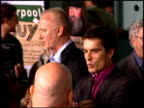 Rick Hearst and Tony Geary at the 'Carpool Guy' Premiere at Cabana Club in Hollywood California on October 11 2005