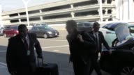 Rick Springfield departing at LAX Airport in Los Angeles in Celebrity Sightings in Los Angeles