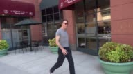 Rick Springfield shopping in Beverly Hills in Celebrity Sightings in Los Angeles