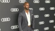 Ricky Whittle at Audi Celebrates the 69th Emmys® in Los Angeles CA