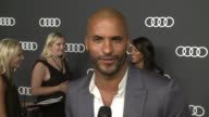 INTERVIEW Ricky Whittle on this Audi preEmmy event has been the favorite way for Hollywood to kickoff Emmy's week for seven years what does he think...