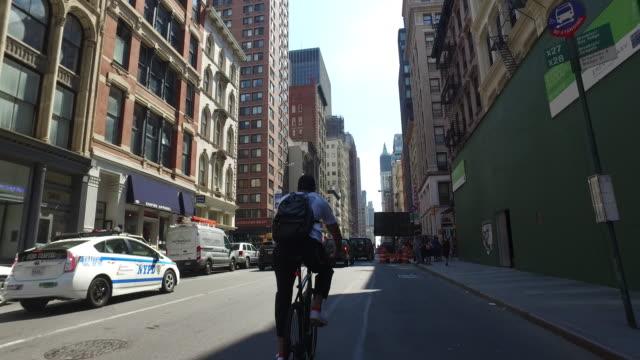 Ride down Broadway