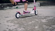 Riding Scooters