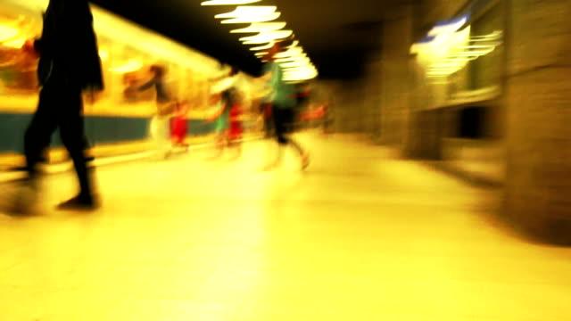 Riding The Subway TL POV