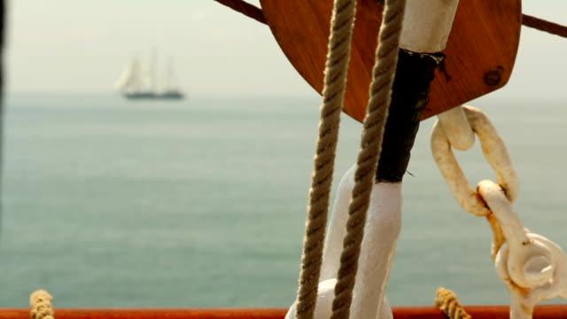 rigging and sailboats