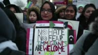 US rights groups blast the new openended version of President Donald Trump's travel restrictions as a masked Muslim ban and pledge to keep fighting...