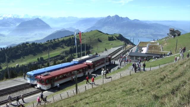 Rigi mountain station