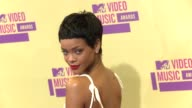 Rihanna at 2012 MTV Video Music Awards on 9/6/2012 in Los Angeles CA