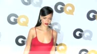 Rihanna at GQ's 2012 Men Of The Year Party on 11/13/12 in Los Angeles CA
