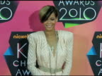 Rihanna at the Nickelodeon's 23rd Annual Kids' Choice Awards Arrivals Part 2 at Los Angeles CA