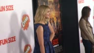 Riki Lindhome Abby Elliott at Fun Size Los Angeles Premiere on in Hollywood CA