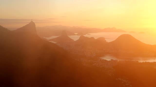 Rio de Janeiro bei Sonnenaufgang