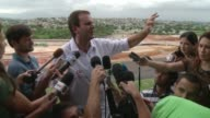 Rio de Janeiro's mayor on Thursday denied reports that construction had stopped on some projects for the 2016 Olympics because the city had failed to...