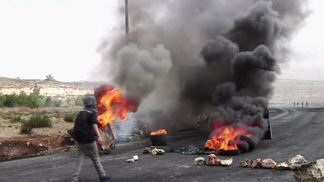 Rioting in east Jerusalem and the occupied West Bank has seen youths throwing stones and firebombs face off against security forces firing rubber...