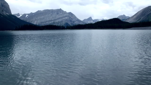 Rippling Mountain Lake