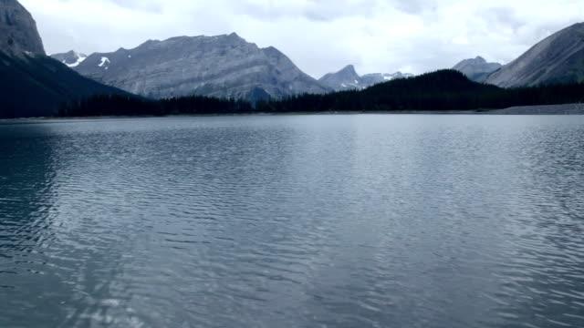 Rippling Mountain Lake
