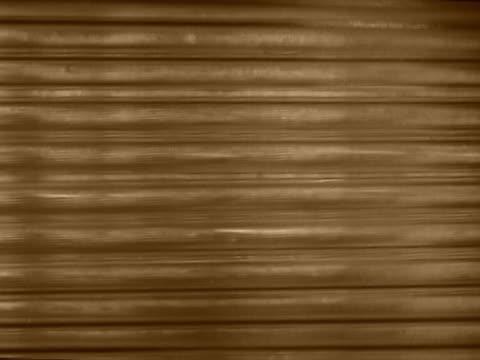 Rippling water pattern. Gold metallic effect