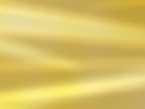 Rippling yellow fabic