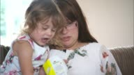 Rising number of women being turned away from maternity wards due to lack of beds and staff ENGLAND Shropshire INT Samantha Tudor and husband Greg...