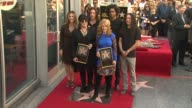 Rita Wilson Ann Wilson and Nancy Wilson at Heart Honored with Star on the Hollywood Walk of Fame on 9/25/12 in Hollywood CA