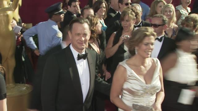 Rita Wilson Tom Hanks Tom at the 60th Primetime Emmy Awards at Los Angeles CA