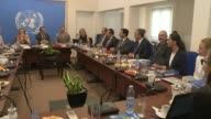 Rival Cypriot leaders have made progress on the prickly core issues of putting the divided island back together again UN envoy Espen Barth Eide said...