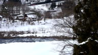 River im Gassho-zukuri Village
